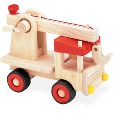 Wooden Crane Toy