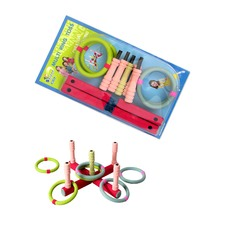 11 Piece Multi Ring Toss Set