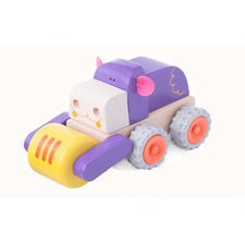 Hippo Roller Toy