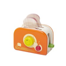 Wooden Wonder Toaster Toy