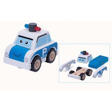 Built a Police Car