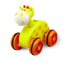 Wheely Giraffe Toy