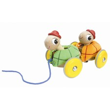 Pull Along Tortoise