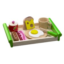 Breakfast Tray Toy Set