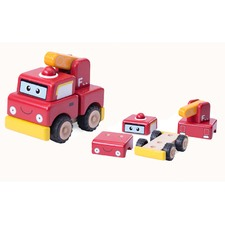 Build A Fire Engine