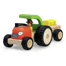 Mini Tractor Toy