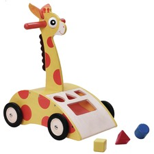 Giraffe Walker Learning Toy