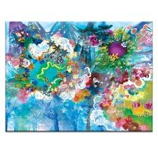 36 Degrees Wall Art by Lia Porto