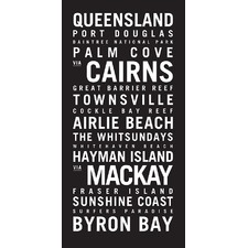 Queensland Wall Art