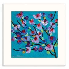 """Maggie Blue"" Wall Art"