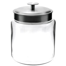 Anchor Hocking 2.9L Montana Jar & Metal Lid