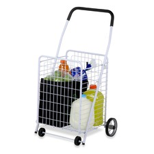 Heavy Duty 4 Wheel Utility Cart