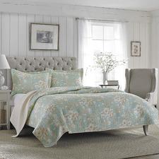 Serene Brompton Cotton Queen Coverlet Set