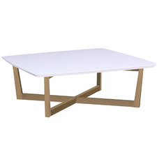 White Coogee Coffee Table