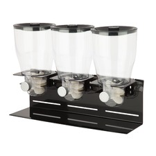 Professional Series Triple Canister Dispenser
