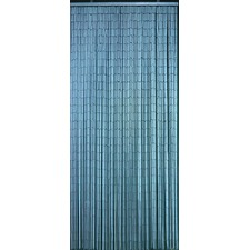 Bamboo Single Curtain Panel