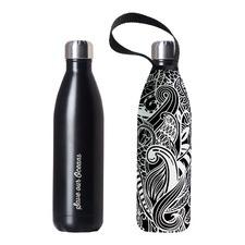1L Future Bottle & Black Koru Carry Cover