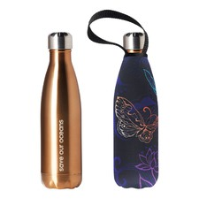 500ml Future Bottle & Butterfly Carry Cover
