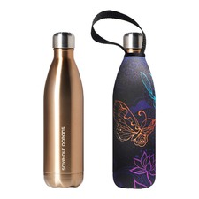 750ml Future Bottle & Butterfly Carry Cover