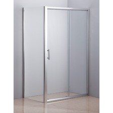 Sliding Door Safety Glass Shower Screen