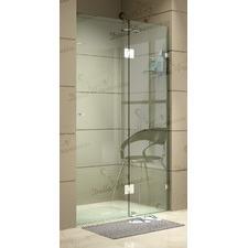 120cm x 200cm Wall to Wall Frameless Shower Screen