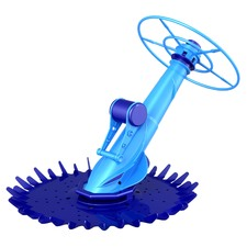Deluxe Automatic Swimming Pool Cleaner