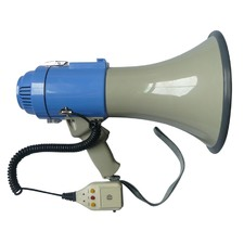 Megaphone PA System Loud Speaker Voice Recorder