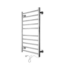Electric Heated Bathroom Towel Rack
