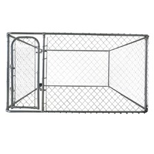 Pet Enclosure Dog Kennel Run Animal Fencing Fence