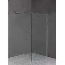 Frameless 1cm Safety Glass Shower Screen