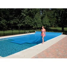 Solar Outdoor Swimming Pool Cover Blanket