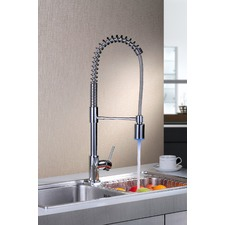 LED Kitchen Tap Faucet Mixer