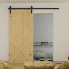 180cm Sliding Barn Door Hardware