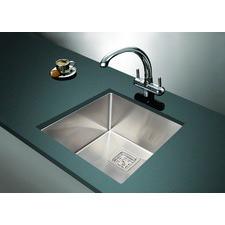 Single Stainless Steel Kitchen Sink