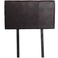 Faux Leather Single Bedhead