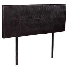 Ensemble Faux Leather Double Bedhead