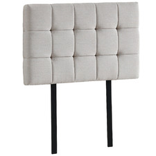 Ramone Upholstered Single Bedhead