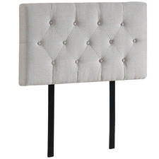 Remus Upholstered Single Bedhead