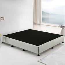 Kolai Upholstered King Bed Base