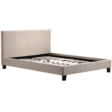 Barocca Upholstered Queen Bed Frame