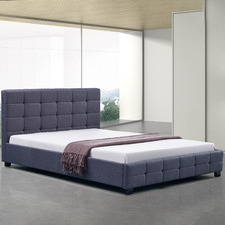 Remus Upholstered Queen Bed Frame
