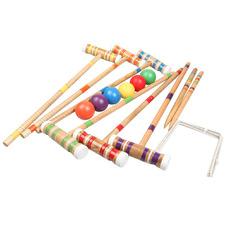 6 Player Crochey Croquet Set