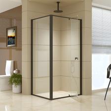 106cm Lapis Glass Shower Screen