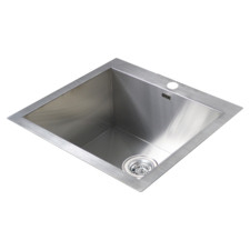 Ramses Stainless Steel Single Kitchen Sink