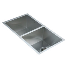 Tracey Stainless Steel Double Kitchen Sink
