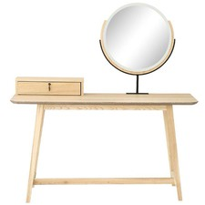 Epica 1 Drawer Console Table with Mirror