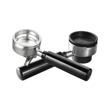 Cafe Series Coffee Head Handle (Set of 2)