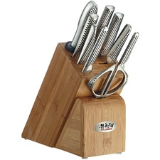 10 Piece Takashi Knife Block Set