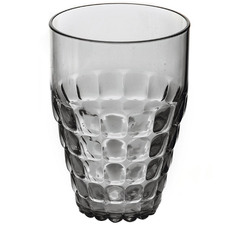 Grey Tiffany 530ml Acrylic Tumblers (Set of 6)