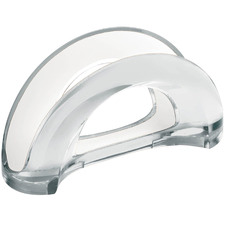 Clear Table Napkin Holder